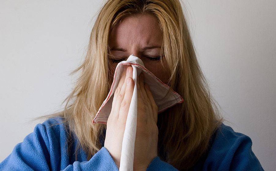 Allergi är en överkänslighet